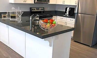 Kitchen, Aire Condo's, 1