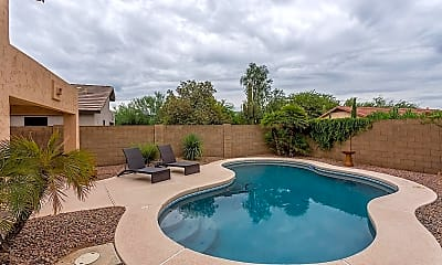 Pool, 4719 E Melinda Ln, 1