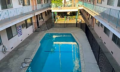 Pool, 6737 Woodley Ave, 1