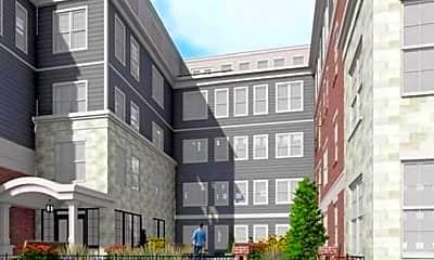Building, 8 Sanborn Avenue, Unit # 4005, 0