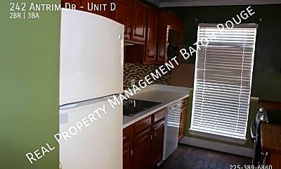 Kitchen, 242 Antrim Dr - Unit D, 2