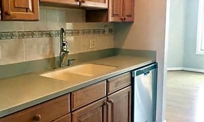 Kitchen, 1 Renaissance Pl 201, 1