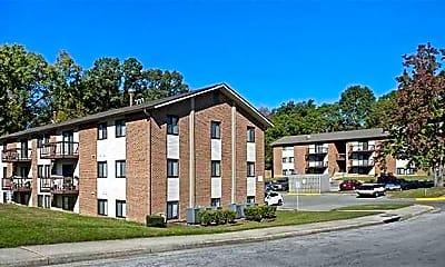 Building, Oak Park, 1