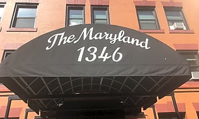 The Maryland, 1