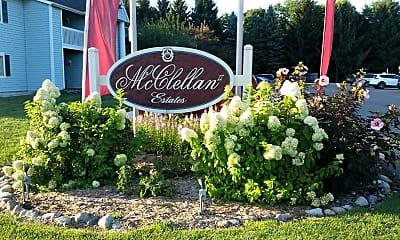 McClellan I& II, 1