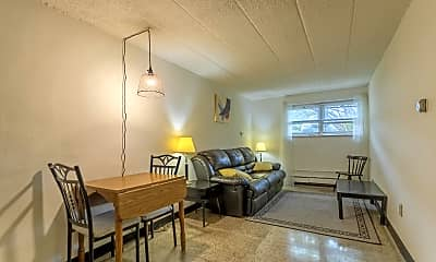 Living Room, 2439 Holmes St, 0