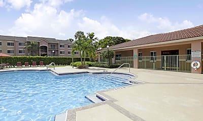 Pool, Doral Terrace, 0