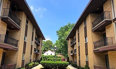 Building, Somerset Park Apartments III, 0