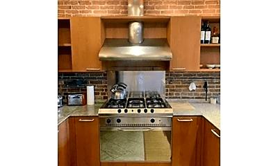 Kitchen, 118 Newbury St, 1