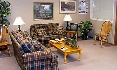 Rockridge Apartments, 1