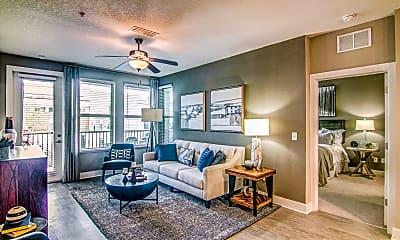 Living Room, Steele Creek, 1