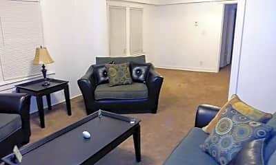 Living Room, 1808 E 35th St, 1