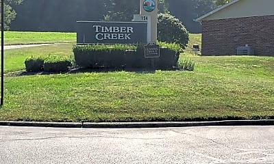 Timber Creek, 1