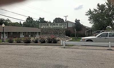 Senior Town Apartments, 1