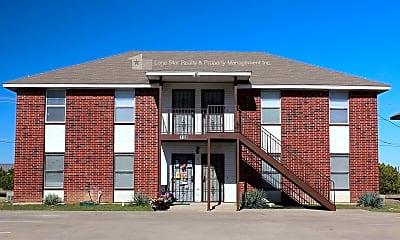 Building, 1109 Horizon, Unit A, 0