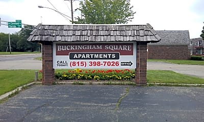 Buckingham Square Apartments, 1