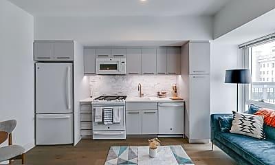Kitchen, 1101 Ludlow St, 1