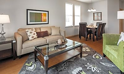 Living Room, The West End, 1