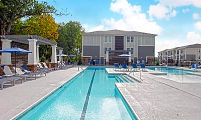 Pool, Wayfare at Garden Crossing, 2