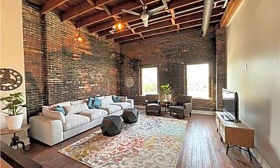 Living Room, 208 23rd St LOFT, 0