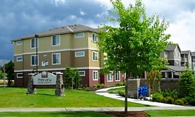 Building, Parkview Apartments, 0