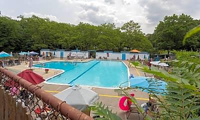 Pool, 224-24 Union Tpke 1-L, 2