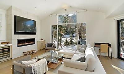 Living Room, 100 Park Ave, 1