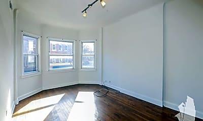 Bedroom, 854 W Armitage Ave, 1