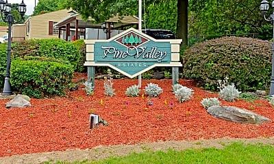 Community Signage, Pine Valley Estates, 2