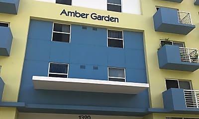 Amber Garden, 1