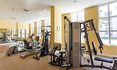 Fitness Weight Room, Ocean Views... 17555 Atlantic Blvd, 2