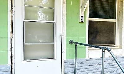 Bathroom, 715 W 13th St, 2