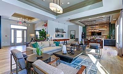 Clubhouse, Midtown Pointe Apartments, 0