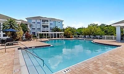 Pool, Perico Apartments, 0