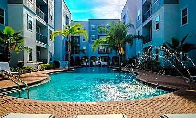 Pool, 4050 Lofts, 0