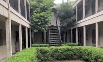 Building, Courtyard Apartments, 2