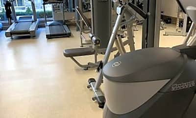 Fitness Weight Room, 33 River Rd, 1