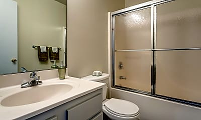 Bathroom, Morgan Place, 2
