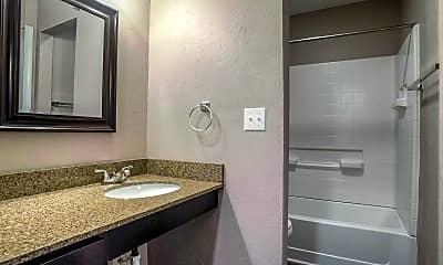 Bathroom, 21 Penn Apartments, 2