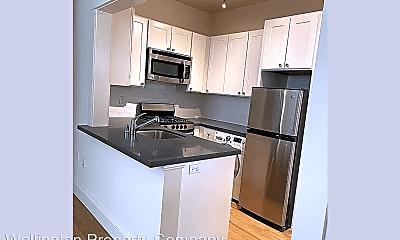 Kitchen, 1525 Spruce St, 1