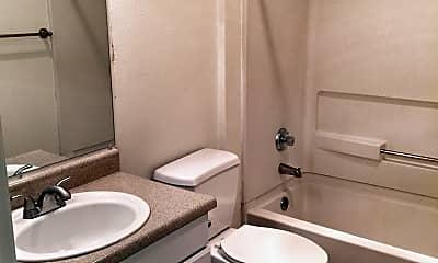 Bathroom, Village Place, 2