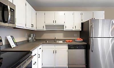 Kitchen, Axon Green, 0