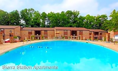 Pool, 3632 Buford Hwy NE, 2