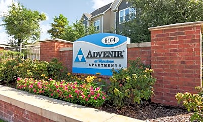 Community Signage, Advenir at Wynstone, 2
