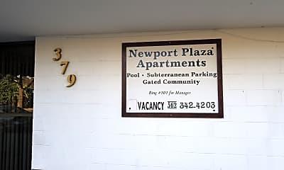 Newport Plaza, 1