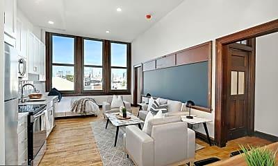 Living Room, 1300 S 19th St 112, 0