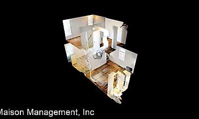 Bedroom, 71 Marshall St, 1