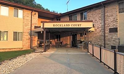 Rockland Court Apartments, 1