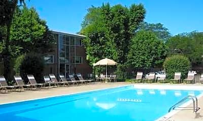 Pool, Wilmington Pointe Apartments, 2