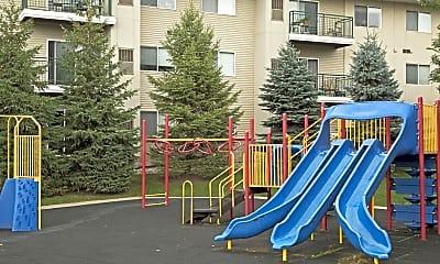 Playground, Shadow Hills, 2